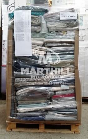Ex Cat High St Curtains Returns Pallet 6968257