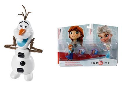DISNEY CLEARANCE FROZEN/OLAF TOYS FREE DEL 191990A